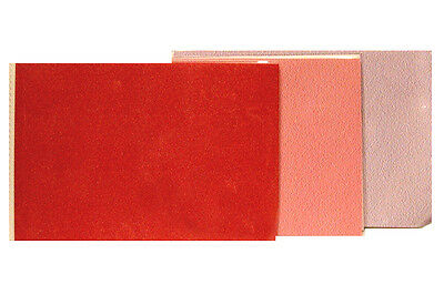 Pocket Photo Album -  24 6x4s or 7x5s - Red, Pink / Lilac - Simple slip in Album