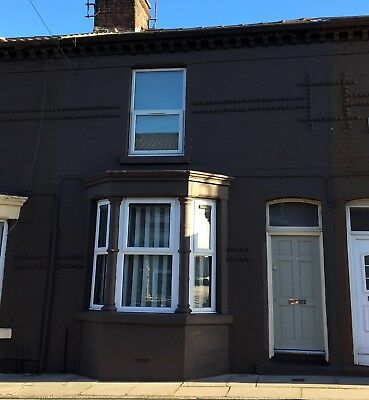 Liverpool - Extended 2/3 Bed Terraced Property