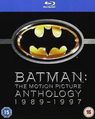 BATMAN Anthology Series 1-4 Complete Collection Season 1 2 3 4 New Sealed Bluray