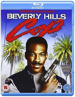 BEVERLY HILLS COP Series 1-3 Complete Trilogy 1 2 3 Collection BoxSet New BluRay