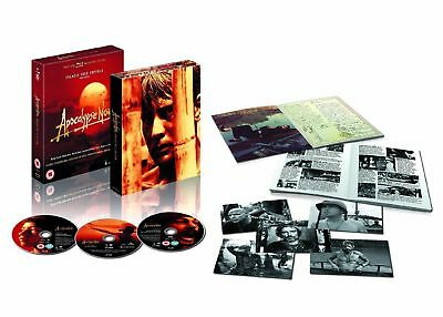 Apocalypse Now Collector Edition 3-Disc Box Set Redux Heart Of Darknes Blu Ray