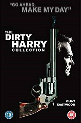 Dirty Harry - Complete All 5 Movies Collection Clint Eastwood,David Soul Blu-ray