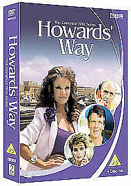 Howards' Way - Series 5 Complete All 5th Fifth Season New Sealed UK Region 2 DVD