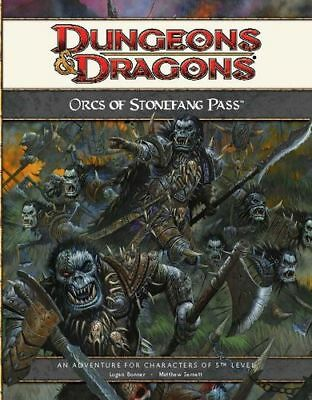 Dungeons & Dragons - Orcs of Stonefang Pass - ENG - NEU