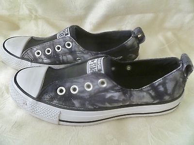 CONVERSE ALL STAR Low Top Laceless Slip On Shoes Men\u0027s 4