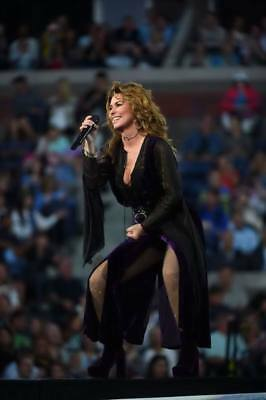 """MX36097 Shania Twain Canadian Queen of Country Pop Singer 21/""""x14/"""" Poster"""