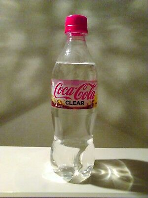 F/S 2018 Coca Cola clear Japan limited release FULL