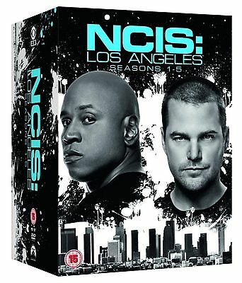 NCIS Los Angeles - Naval Criminal IInvestigative Service Complete Series New DVD