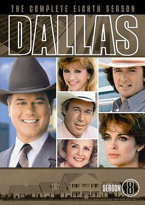 Dallas - Season 8 - 2008 Larry Hagman, Victoria Principal New and Sealed UK DVD