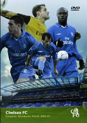 Chelsea FC - End Of Season Review Football 2002/03 -2005 New Sealed Region 2 DVD
