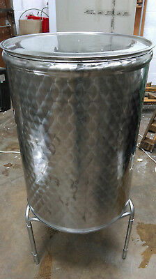 Stainless Steel tank 200L - For microbrewery, distillery or any liquid storage.