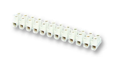 Terminal BLOCK PE 16A 12 WAY Connectors Terminal Blocks