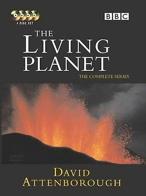 The Living Planet 2003 The Complete Series Brand New and Sealed UK Region 2 DVD