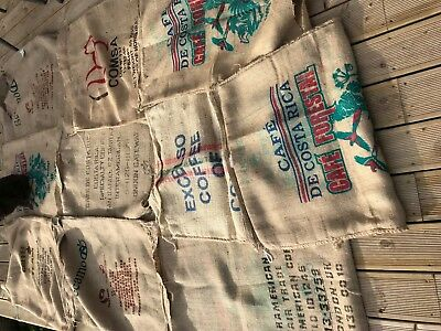 1M Natural Hessian Jute Coffee Sack