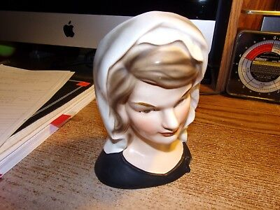 Jackie Kennedy Head Vase Inarco E 1852 As Is 1964 2000 Picclick