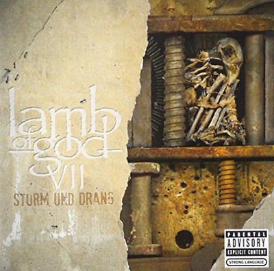 Lamb Of God Vii-Sturm Umd Drans  (UK IMPORT)  CD NEW