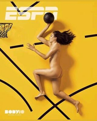 Espn The Body Issue Breanna Stewart July 9, 2018 No Mailing Labels