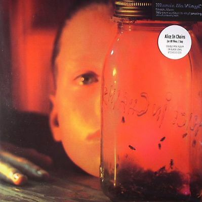 "Alice In Chains 'Jar Of Flies / Sap' Deluxe 2x12"" Vinyl - NEW"