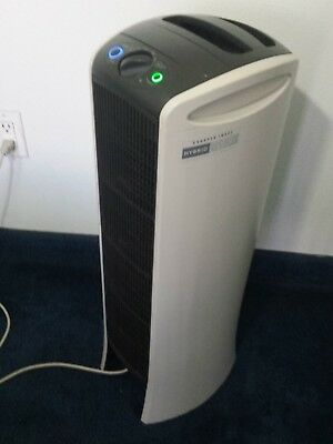 Sharper Image S1724 Hybrid Gp Ionic Breeze Germicidal Air Purifier