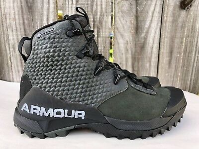 25ca065fca Men s UA Under Armour Infil Hike GORE-TEX Hiking Boots Gray Green 1276598  952
