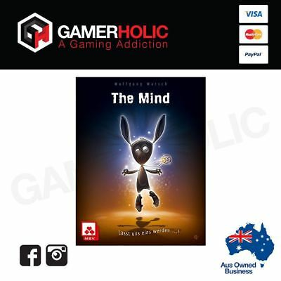 The Mind Card Game Brand New