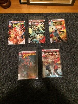 Super Sons of Tomorrow: Complete Series