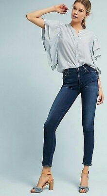 cf8fcc01fd611 CITIZENS OF HUMANITY Women Rocket Crop High Rise Skinny in Glory ...