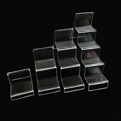Jewelry Acrylic Display Shelf Wallet Mobile Glasses Rack Multilayer Reveal Frame
