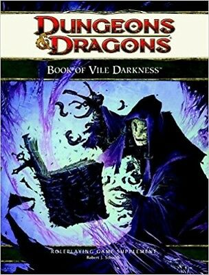 Dungeons & Dragons - The Book of Vile Darkness - ENG - NEU