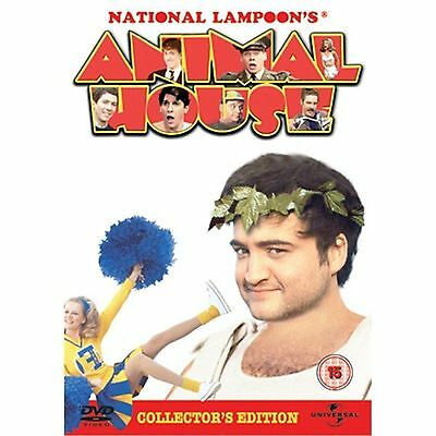 National Lampoon's Animal House Tom Hulce, John Belushi, Kevin Bacon NEW R2 DVD