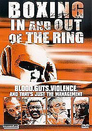 Boxing In And Out Of The Ring - 2002 Sport Boxing New and Sealed UK Region 2 DVD