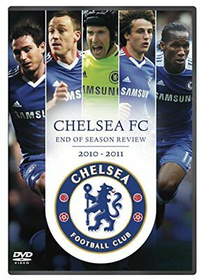 Chelsea FC - Season Review Football Club 2010-2011 NEW AND SEALED UK REGION2 DVD