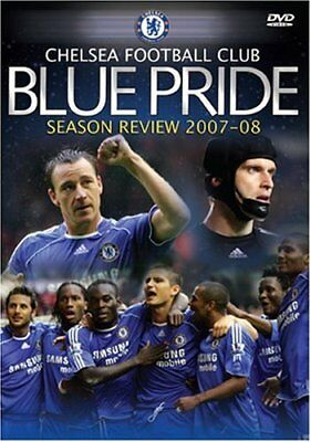 Chelsea Season Review 2007 - 2008 Football Club Blue Pride NEW SEALED UK R2 DVD