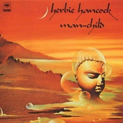 Herbie Hancock - Man-Child ++Speakers Corner 180g Vinyl+Columbia PC33812+NEU+OVP