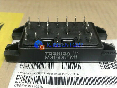 1PCS TOSHIBA MG15D6EM1 Module Power Supply New 100% Quality Guarantee