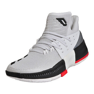 quite nice 48428 5d9a6 ADIDAS DAMIAN LILLARD 3 Mens Crazy Time Basketball CourtTrainers White -   66.04   PicClick