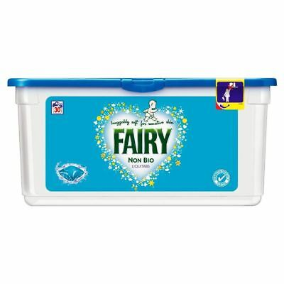 Fairy Non Biological Liquitabs - 30 Washes (30) - Pack of 6