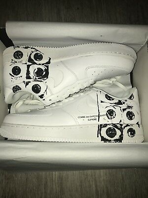 c8af45f998c8 SUPREME × COMME des Garcons Collaboration Sneaker US 10.5 from japan ...