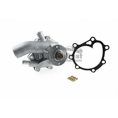 One New AISIN Engine Water Pump WPTK010 1610079185 for Toyota