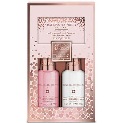 Baylis & Harding Pink Prosecco & Cassis Trio