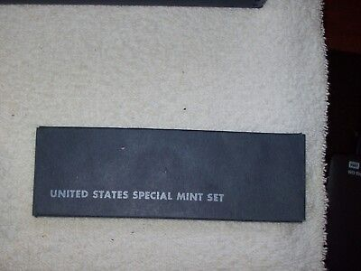 1966 Special Mint Set Packaging And Holder