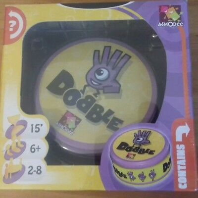 Dobble: The Award-Winning Visual Perception Card Game: Party, Board, Family Spot