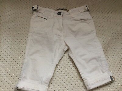 Unisex baby Burberry trousers 9/12 months