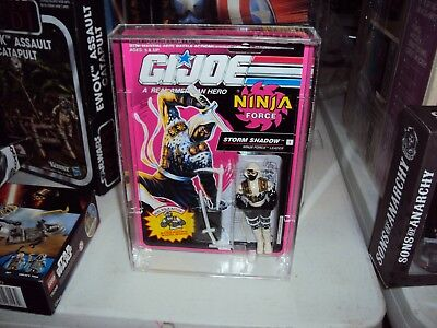Gi Joe A Real American Hereo Acrylic This Sale Is For Acrylic Cases Only No Toys
