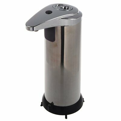 Non-Contact Automatic stainless steel Sensor Soap Shampoo Dispenser N2E3
