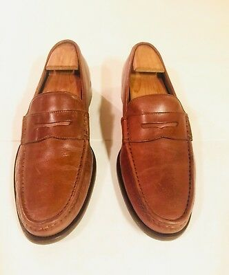 c8b401808ea Cole Haan Aiden Grand OS Penny II Loafer Slip On Brown Mens Sz 9M C22771