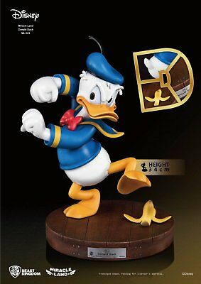Beast Kingdom ML-003 Miracle Land Statue Series Donald Duck Collectible Figure