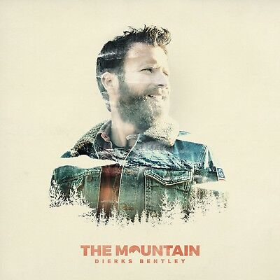 The Mountain * by Dierks Bentley (CD, Jun-2018, Capitol) - BRAND NEW SEALED
