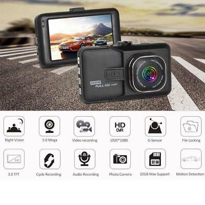 3 Inch Dash Camera Car Dvr Hd 1080p Recorder High Definition 170 Wide-angle