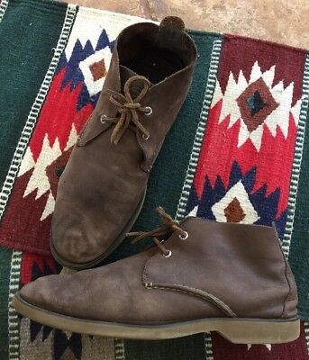 97fb7a93239 1883 BY WOLVERINE Ricardo Moc-Toe Brown Men's Boots - Size 8. T7 ...
